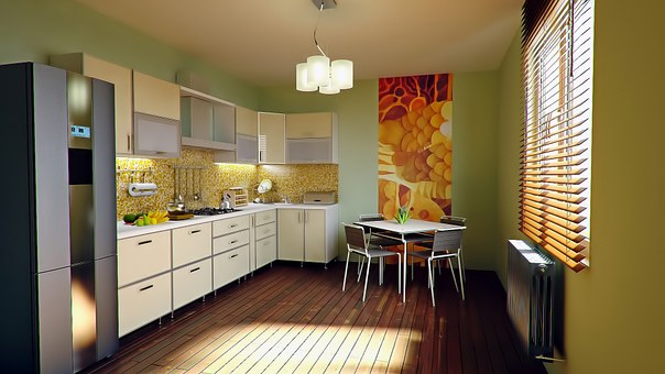THOSE WHO ARE SHIFTING TO NEW HOME AND WORRIED ABOUT MAKING LATEST STYLE KITCHEN